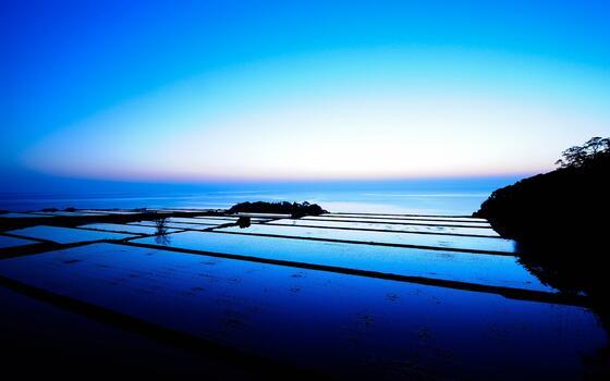 Фото бесплатно солнечный свет, побережье, восход солнца