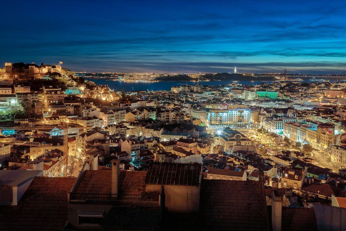 Фото бесплатно Lisbon, Лиссабон, Португалия - на рабочий стол