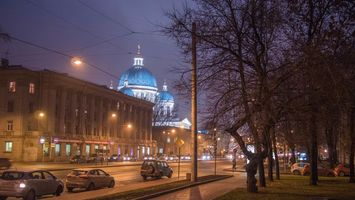Trinity cathedral, Saint-Petersburg