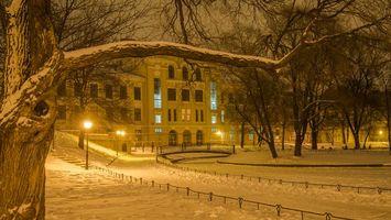 Бесплатные фото Yusupov Gardens,Saint-Petersburg