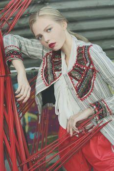 Photo free retouched, sofia, model
