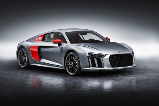 Photo free quattro, car, Audi R8 V10 Coupe Edition Audi Sport
