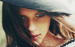 Фото бесплатно девушка, человек, улыбка