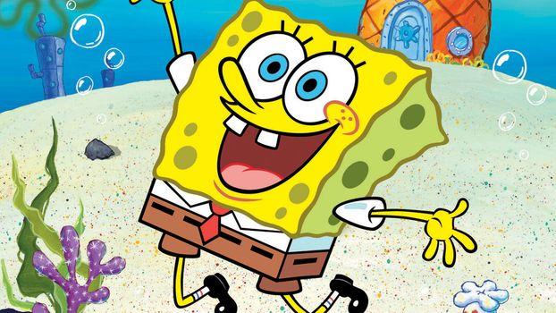 Photo free cartoons, spongebob squarepants, cartoon