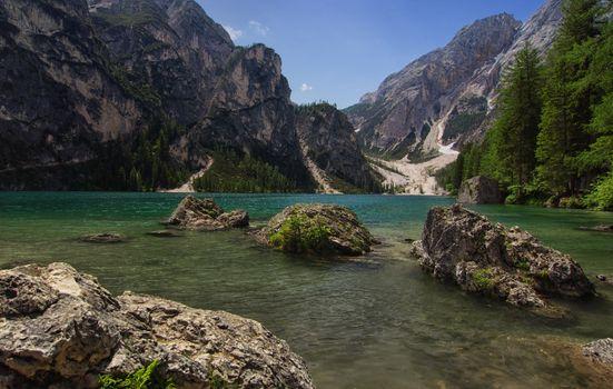 Фото бесплатно природа, Италия, горы