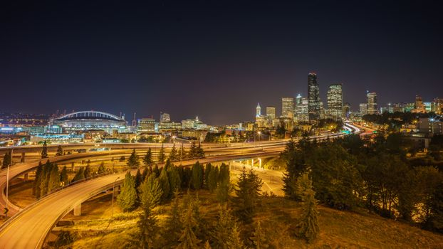 Photo free Rizal Bridge, Beacon Hill, Seattle