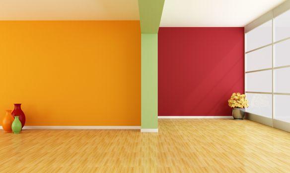 Фото бесплатно комната, стена, древесина