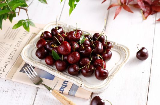 Photo free food, fruit, cherry