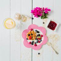 Заставки завтрак, овсянка, ягоды
