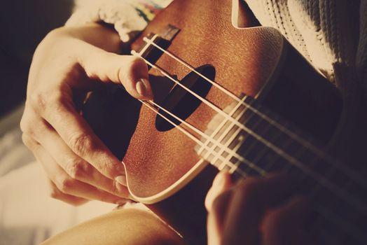 Photo free instrument, music, hand