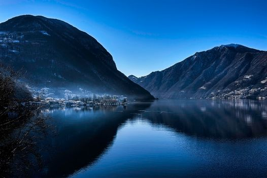 Фото бесплатно Лугано, Svizzera, Italia