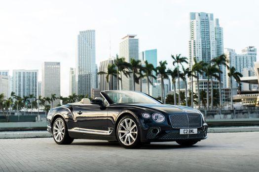 Фото бесплатно Bentley Continental Gt, Bentley, 2019 Cars