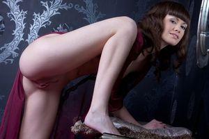 Бесплатные фото Candy Rose, красотка, голая, голая девушка, обнаженная девушка, позы, поза