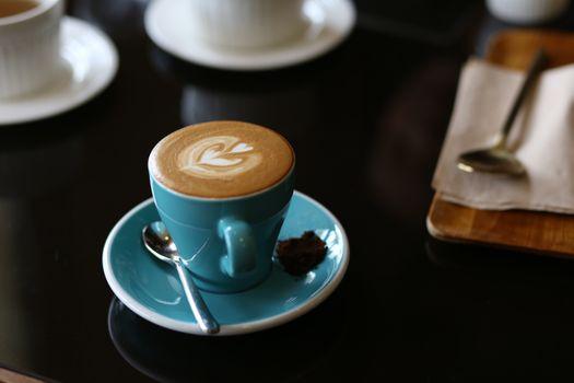 Фото бесплатно кружка, латте, кофе