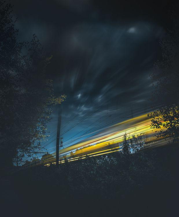 Железная дорога · бесплатное фото