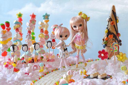 Куклы лол · бесплатное фото