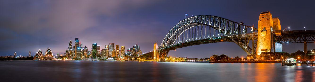 Photo free Sydney, Australia, Sydney Bridge