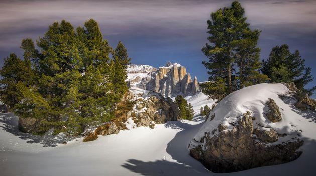 Фото бесплатно природа, Италия, скалы