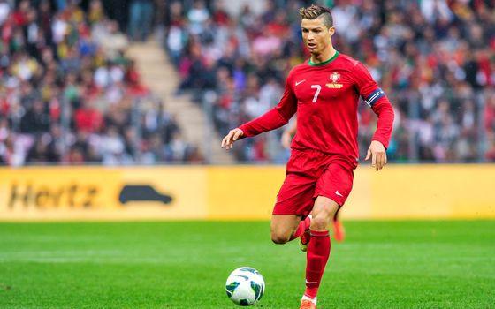 Фото бесплатно Португалия, Cristiano Ronaldo, чемпионат мира 2018
