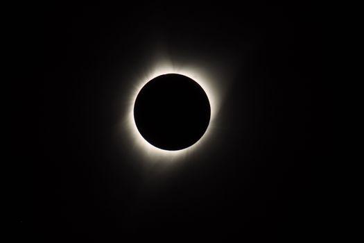 Фото бесплатно лунное затмение, свет, луна