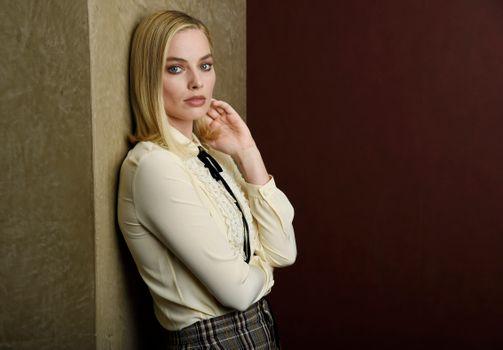 Фото бесплатно девушки, Margot Robbie, фотосессия