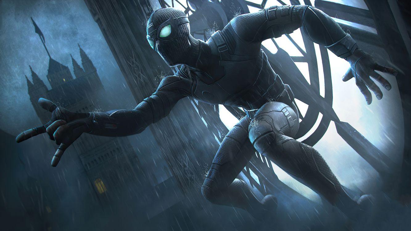 Фото бесплатно Marvel Contest Of Champions, игры, супергерои - на рабочий стол