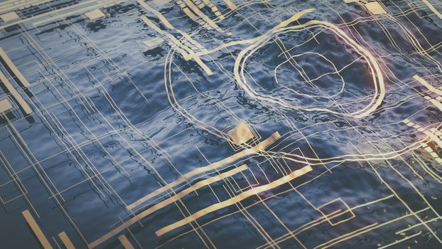 Заставки Behance, художественное произведение, Abstract