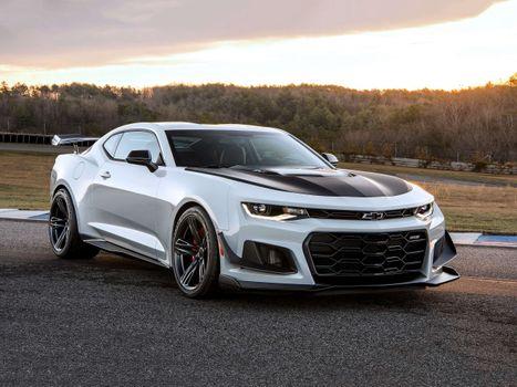 Фото бесплатно Chevrolet, Camaro, автомобили