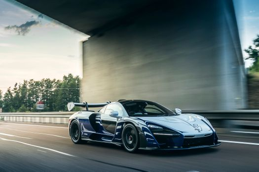 Photo free The Mclaren Senna carMclaren, cars 2019, bridge