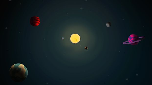 Photo free planets, artist, artwork