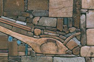 Фото бесплатно деревянные, текстуры, луч