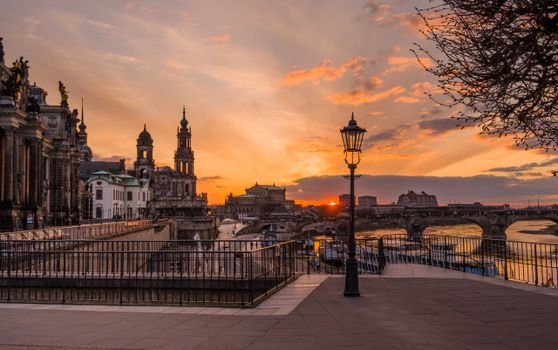 Photo free cities, dresden, Germany