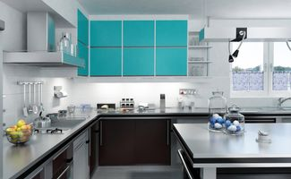 Kitchen design · free photo