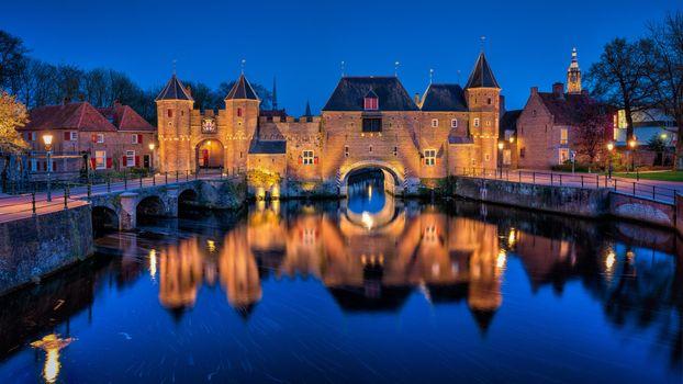 Photo free Koppelport, Amersfoort, The Netherlands