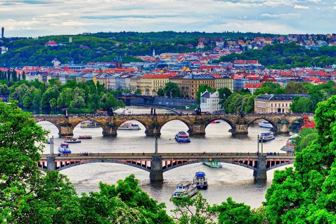 Фото бесплатно Prague, Прага, Чехия - на рабочий стол