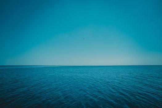 Заставки море, горизонт, небо