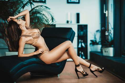 Photo free Anastasiya, beautiful body, underwear