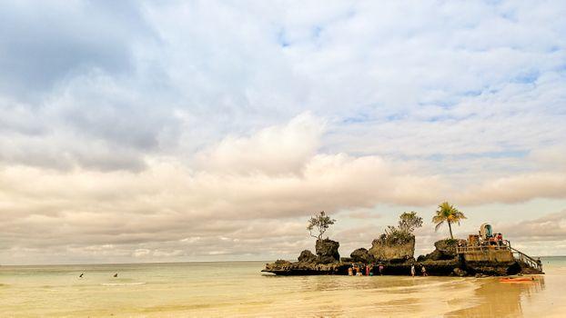 Бесплатные фото Боракай,природа,пляж,остров