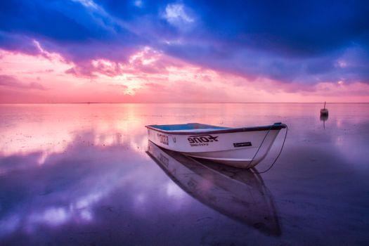 Фото бесплатно лодка, пляж, фотографии