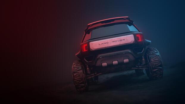 Photo free Land Rover, cars, artist