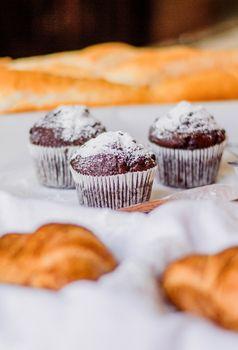 Фото бесплатно кексы, десерт, сладкий