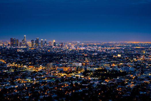 Photo free atmosphere of the earth, cityscape, horizon
