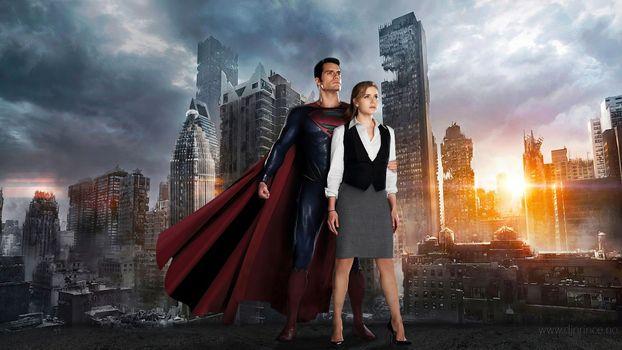 Фото бесплатно супермен, супергерои, Man Of Steel