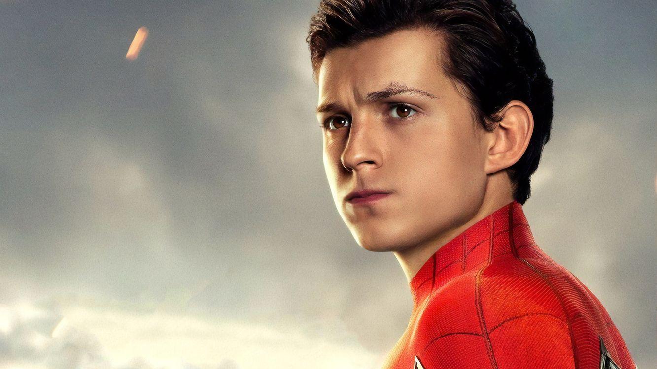 Обои Spiderman Far From Home, Movies, 2019 Movies картинки на телефон
