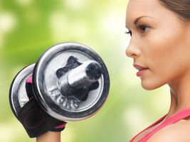 Photo free women, gym, sport