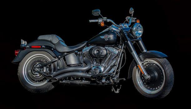 Фото бесплатно Harley Davidson, байк, мотоцикл
