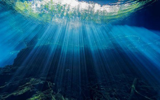Фото бесплатно солнечный свет, пейзаж, море