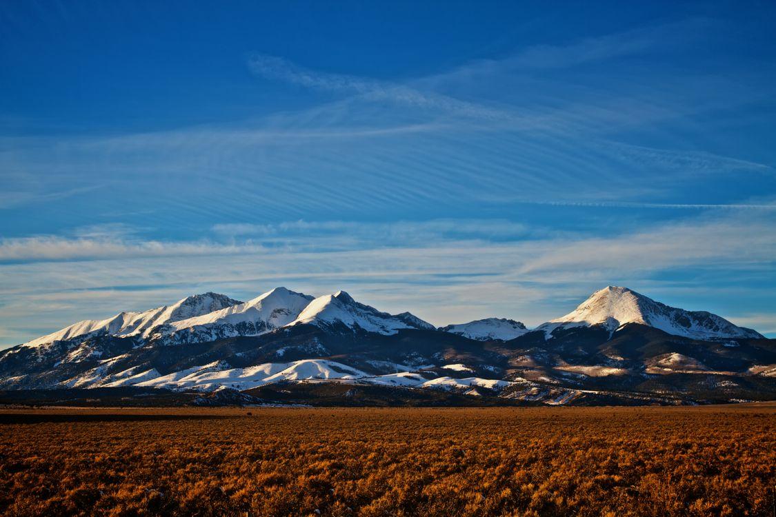 Обои США, Колорадо, горы картинки на телефон
