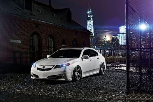 Photo free Acura, style, night