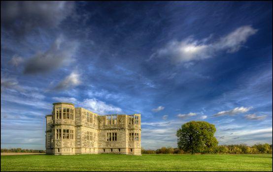 Photo free Northamptonshire, England, Lyveden New Bield